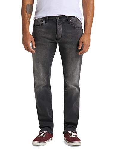 Mustang Washington Jean Slim, Noir (Medium Dark 780), W44/L34 (Taille Fabricant: 44) Homme