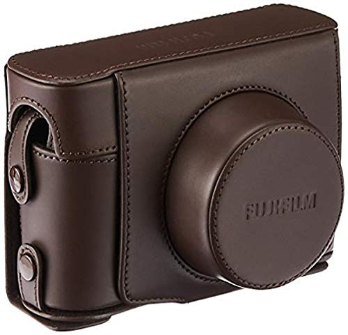 Fujifilm LC-X100F Leather Case - Brown