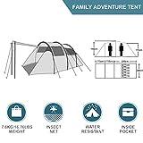 Zoom IMG-1 semoo tenda da campeggio impermeabile