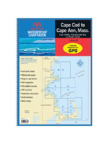 Maptech Waterproof Paper Chart The San Juan Islands 4th Edition WPC104