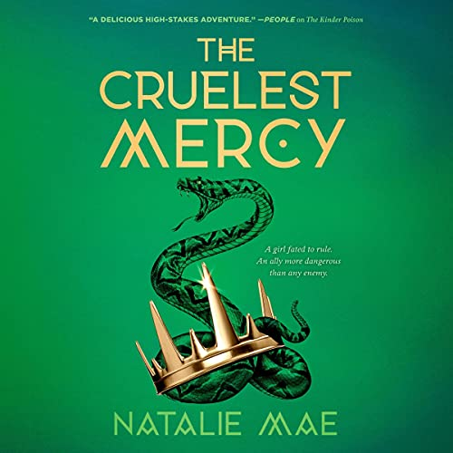 The Cruelest Mercy cover art
