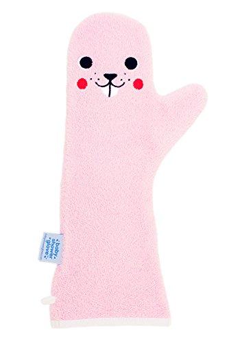 Baby Shower Glove roze Biber