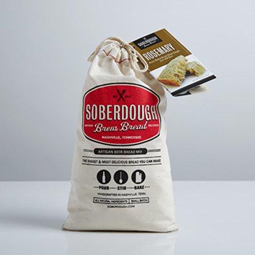 Soberdough Bread Mixes - Various flavors (Rosemary)