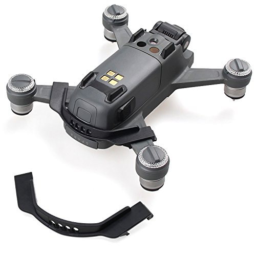 KEESIN - Tapa batería DJI Spark Drone hebilla antideslizante