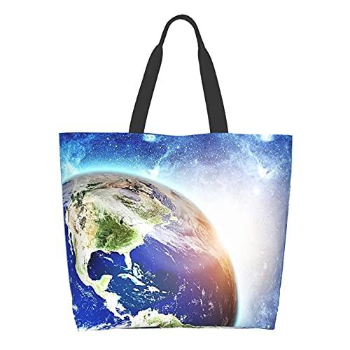 Bolsos de hombro de las mujeres Multifuncional Tote Satchel Bolsos de trabajo/viaje/bolsa de compras, color Naranja, talla Talla única