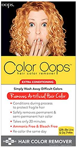 Color Oops Extra Conditioning Color Remover (Pack of 3)
