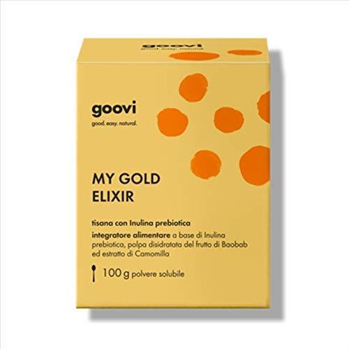 Goovi My Gold Elixir Tisana Prebiotica 100 g