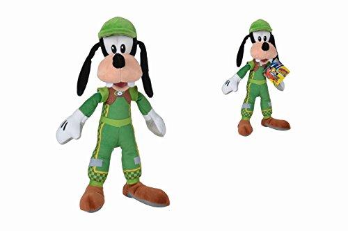 Simba 6315875718 – Musse och de smidiga fjällarna, 25 cm Goofy