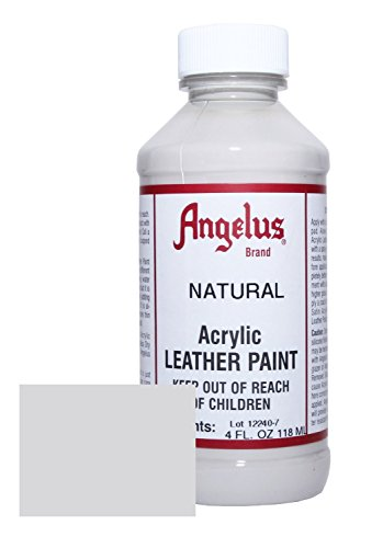 Angelus Acrylic Leather Paint-4oz.-Natural