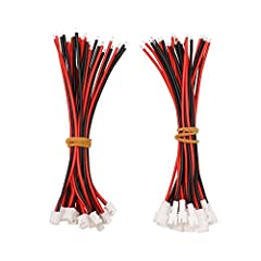 Application: Suitable for tiny whoop like JRC H36 H67 Upgrading Blade Inductrix, E010 E013, and KingKong Tiny drone. Features: Upgrade JST-PH2.0 connector, the pins will not loose easily. Using:Blade inductrix update connector cable. Advantage: Must ...