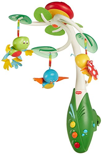 Tiny Love 33313028 My Nature Pals Mobile Giostrina, Verde