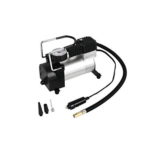 HJJH Inflador Neumático Portátil Eléctrico del Neumático De La Bomba del Compresor...