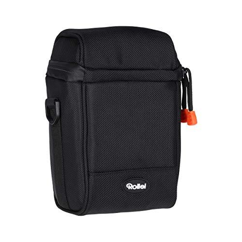 Rollei Rechteckfilter Tasche Mark II 100 mm - Robuste Transport- und Aufbewahrungstasche für Foto Filter, Platz für bis zu 10 Filter, inkl. Schultergurt