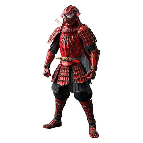 Samurai Spider Hero Man