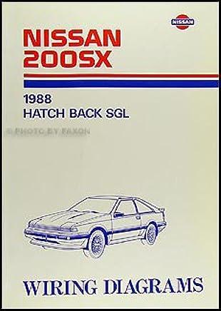 1997 nissan 200sx wiring diagram 1988 nissan wiring diagram karep thedotproject co  1988 nissan wiring diagram karep