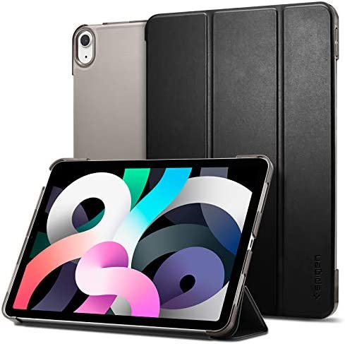 Spigen Smart Fold Designed for iPad Air 4th Generation 10 9 Inch Case 2020 Black product image