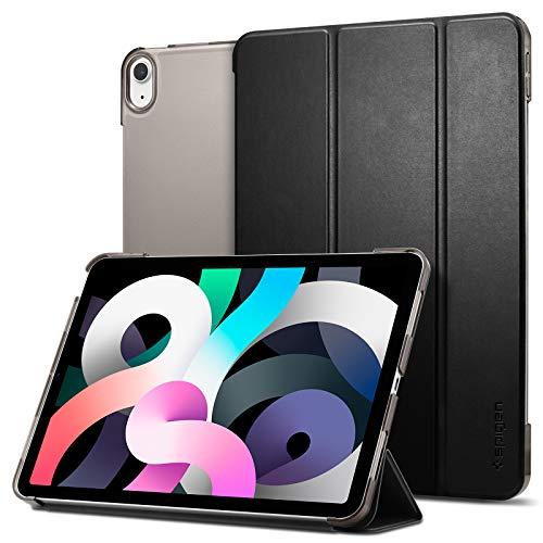 Spigen Smart Fold Designed for iPad Air 4th Generation 10.9 inch Case Cover (2020) - Black