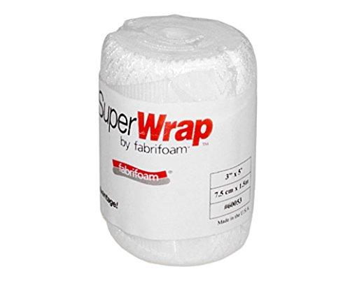 "Fabrifoam® SuperWrap 3"" x 5' (sold in 5-packs)"
