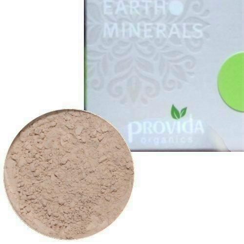 provida Earth Minerals Satin Foundation Light 2, contenu 6 G