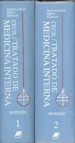 CECIL - Tratado de Medicina Interna - em 2 volumes Wyngaarden / Smith / Bennett