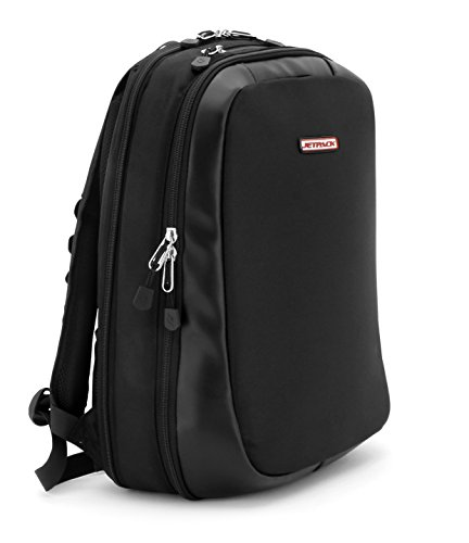 Orbit Concepts JETPACKSLIM Jetpack Slim DJ Backpack for Laptop, DVS Systems, Vinyl Records, Headphones, Cables, Accessories