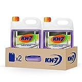 KH-7 Desic - Insecticida Friegasuelos De Efecto Preventivo, Anti Cucarachas, Hormigas E Insectos, Aroma A Lavanda - Pack De Es X 5 L, 2 Unidad