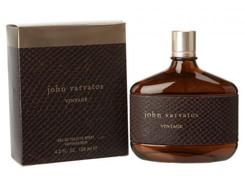 John Varvatos Vintage by John Varvatos Eau De Toilette Spray 4.2 oz / 125 ml (Men)