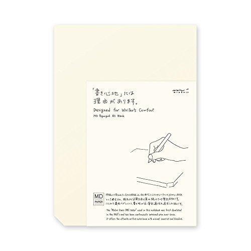 ミドリ メモ MDペーパーパッド A5 無罫 15235006