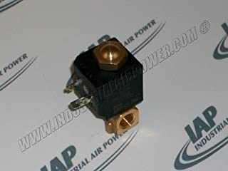 38457537 Valve, Complete Sol.Drain - Designed for use with Ingersoll Rand Air Compressors