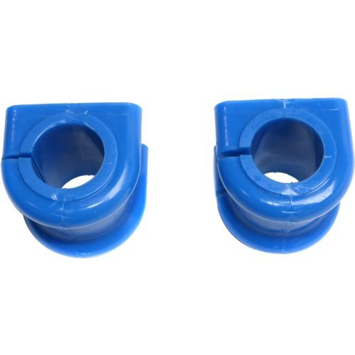 Stabilizer Bar Bushing compatible with Ram Fullsize Pickup 94-10 / Ram 2500 15-15 Front Set Of 2