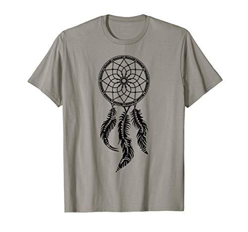 Atrapasueños, dreamcatcher, amuletos de la suerte, indios Camiseta