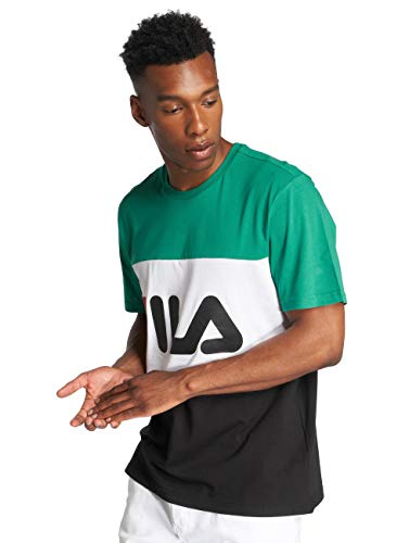 Fila Day T-Shirt Black/wite