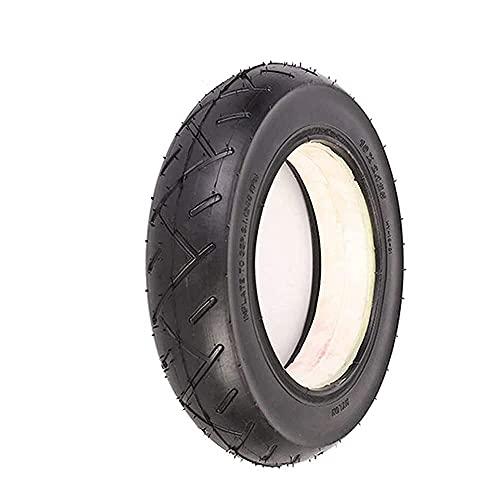 Neumático para vehículos eléctricos Neumáticos para scooter eléctrico, 10 pulgadas 10x2.50 Neumáticos llenos a prueba de explosiones, Caucho macizo Sin mantenimiento, Resistente a perforaciones, Adecu