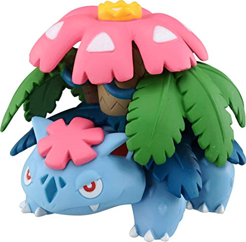 TAKARA TOMY Pokemon Collection EX Moncolle ESP_12 Mega Venusaur Figure