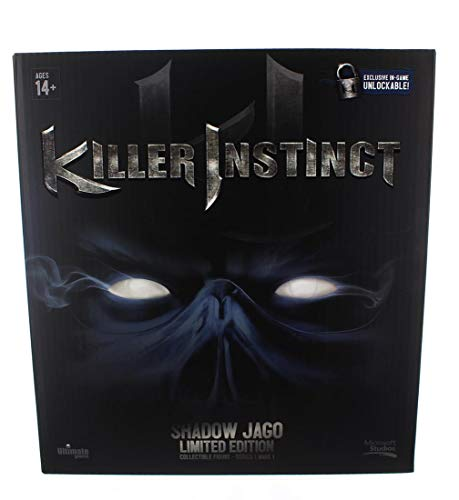 Ultimate Source Killer Instinct 6 Inch Figure Limited Edition Shadow Jago by Ultimate Source