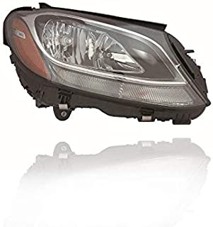 TYC 20-9632-00-1 Replacement Left Head Lamp for Mercedes-Benz C300