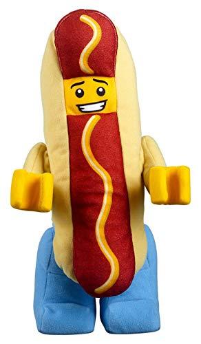 LEGO Minifigures Hotdog Guy Minifigura Peluche Juguete 853766
