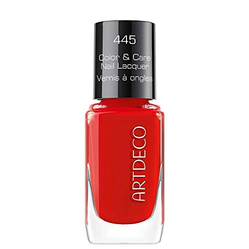 Artdeco Color & Care Nail Lacquer Nagellack 445, Loved Nails, 10ml
