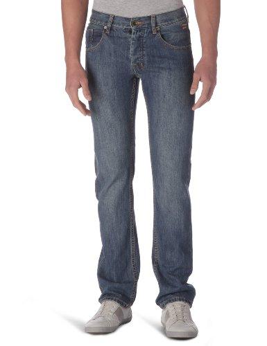 BILLABONG Herren Jeans Motive, Stoned Washed, 34