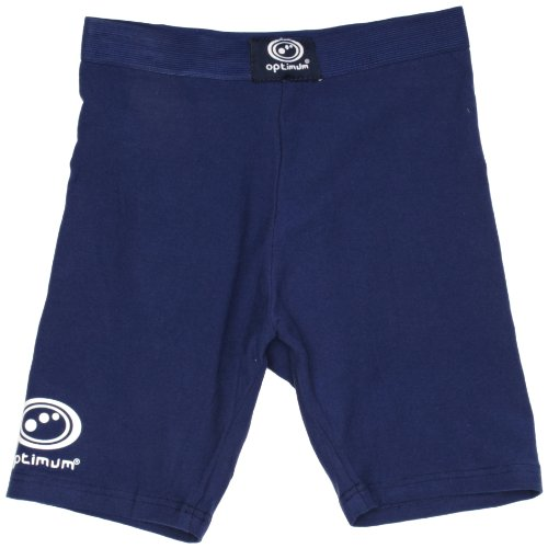 OPTIMUM Short en Coton/Lycra pour garçon Bleu Bleu Roi Mini
