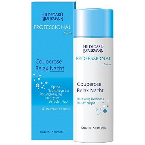 Hildegard Braukmann Professional Plus Couperose Relax Nacht, 1er Pack (1 x 50 ml)