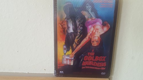 The Toolbox Murders (uncut) 3D-Holocover Ultrasteel Edition by Cameron Mitchell