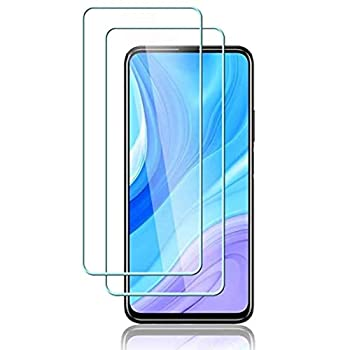 for Huawei y9 Prime 2019 Tempered Glass Screen Protector - [2 Pack] [Anti-Scratch] [ High Clear ] Screen Protecteive Film for Huawei y9 Prime 2019