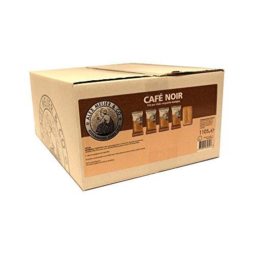 Alex Meijer Kaffee-Kekse 'Café Noir' 150 Stck.