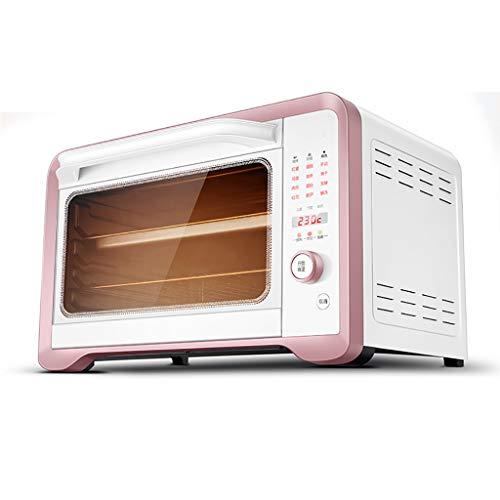 Horno eléctrico HRY 35L gran capacidad de calentamiento automático, horno pequeño multifunción de cocina automático