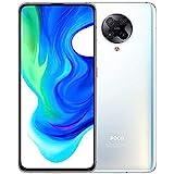 Xiaomi Poco F2 Pro Smartphone débloqué 5G Super AMOLED Ecran, 1082 x 2400 pixels, Qualcomm SM 8250 Snapdragon 865, 4700 mAh, Quad Camera, 8 K Video, 6 Go/128 Go RAM) Blanc