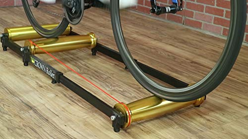Crown Roller Bike Trainer Indoor Stationary Cycling Roller Trainer