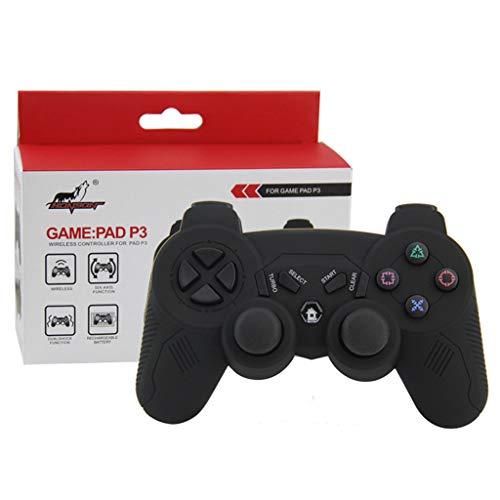 Yoging - Mando de juego PS3, mango Bluetooth inalámbrico para consola de...