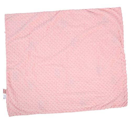 Toalla de baño para bebé, manta de algodón para recién nacidos, fuerte absorción de agua, agradable para la piel, para regalos para niños pequeños(M)