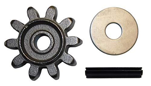 LESCHA Ersatzteil | Ritzel komplett für Betonmischer SM 125 S/SM 145 S/SM 165 S